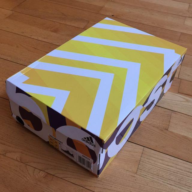 e8ca3dcd1e5 Adidas UltraBOOST Shoe Box - Size 10UK/10.5US (Yellow/Purple/White)
