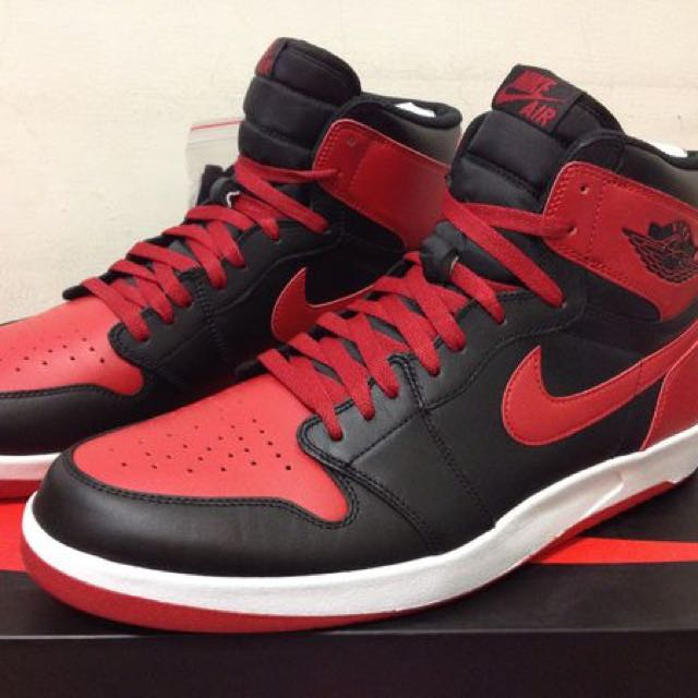 huge selection of d3719 9208e AJ1.5 Bred 黑紅色 Jordan aj1 Nike air retro