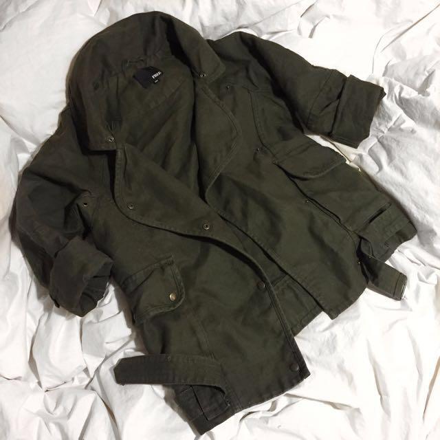 Aritzia Wilfred Free Rayder Jacket