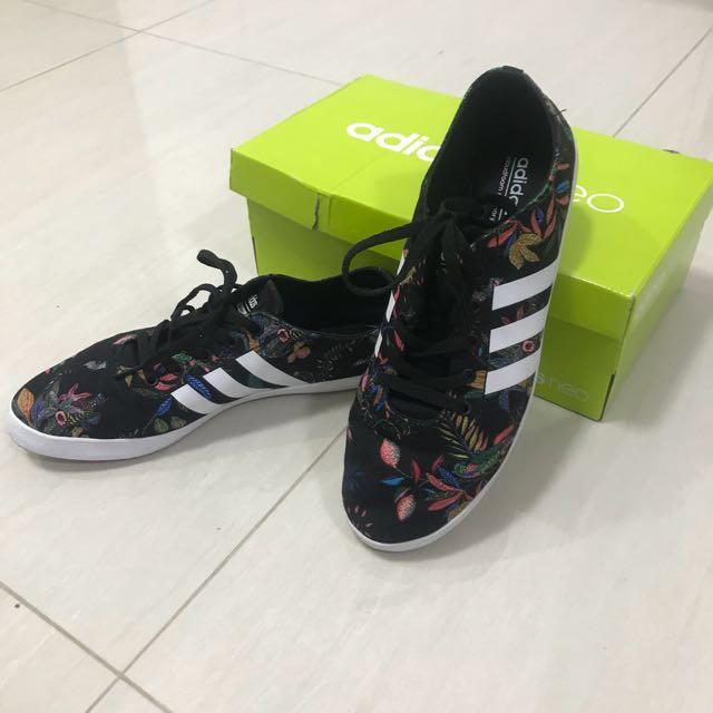 Autentico Adidas Cloudfoam Neo Moda - Qt, Te, La Moda Neo Femminile, Le Scarpe 3cfe1b