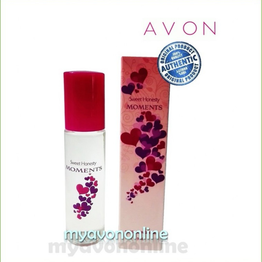 Avon Women Perfume Sweet Honesty Moment Purse Concentre 9ml
