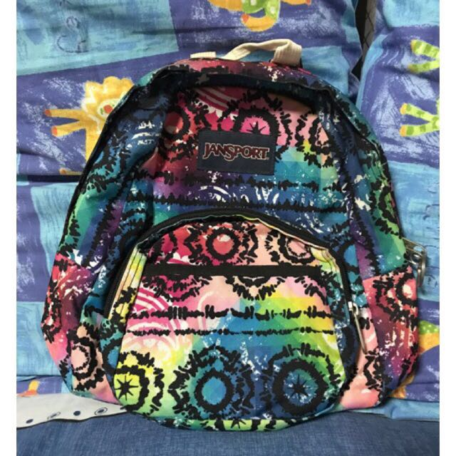 Authentic Jansport mini backpack