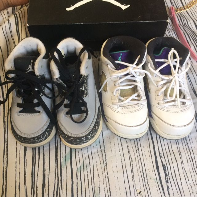 Authentic Jordan Shoes for Toddler