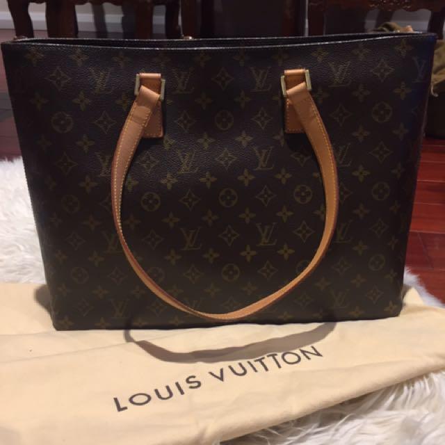 Authentic Louis Vuitton Luco Shoulder Bag