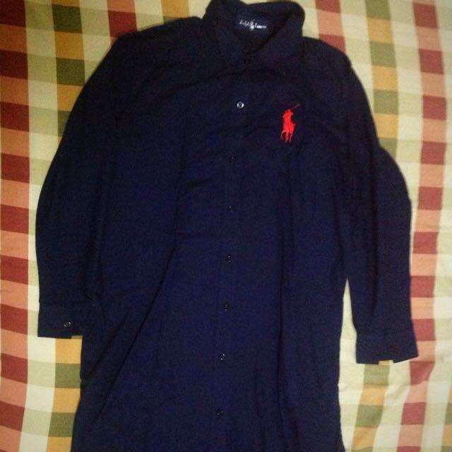 Authentic Ralph Lauren polo dress