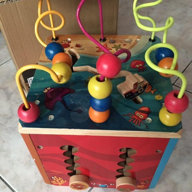 B toys教具
