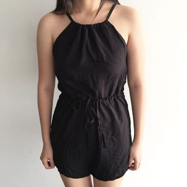 Backtied Jumpsuit