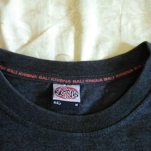 Baju/kaos Joger hitam