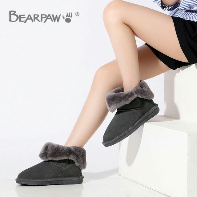 Bearpaw 雪靴