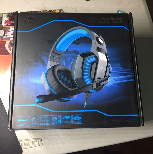 BEEXCELLENT PRO GAMING HEADSET GM - 2