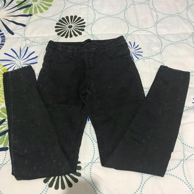Bershka Denim Pants