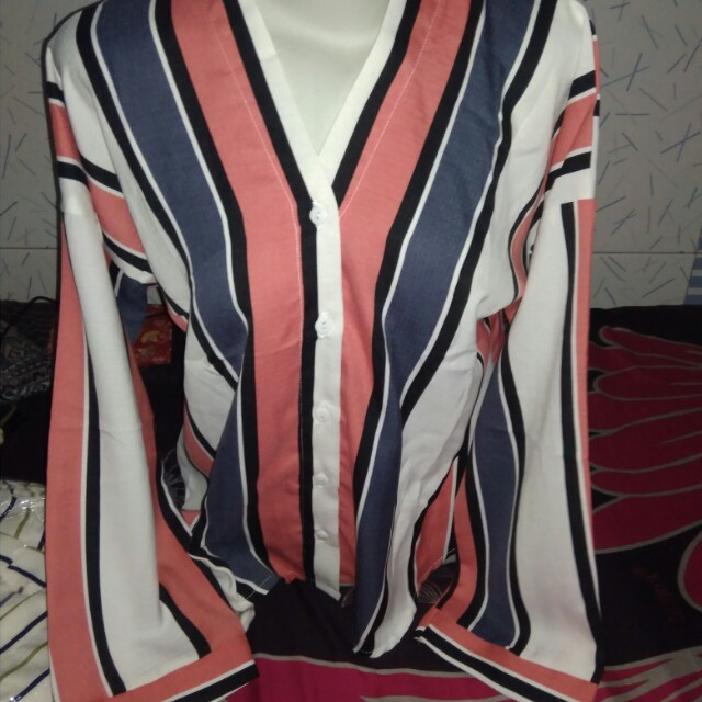 Blouse Raily Stripe