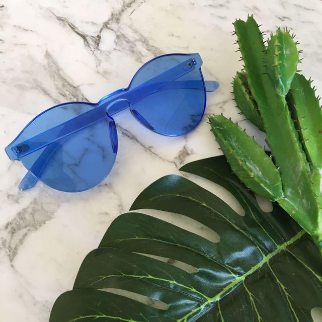 Blue Sunglasses UV400