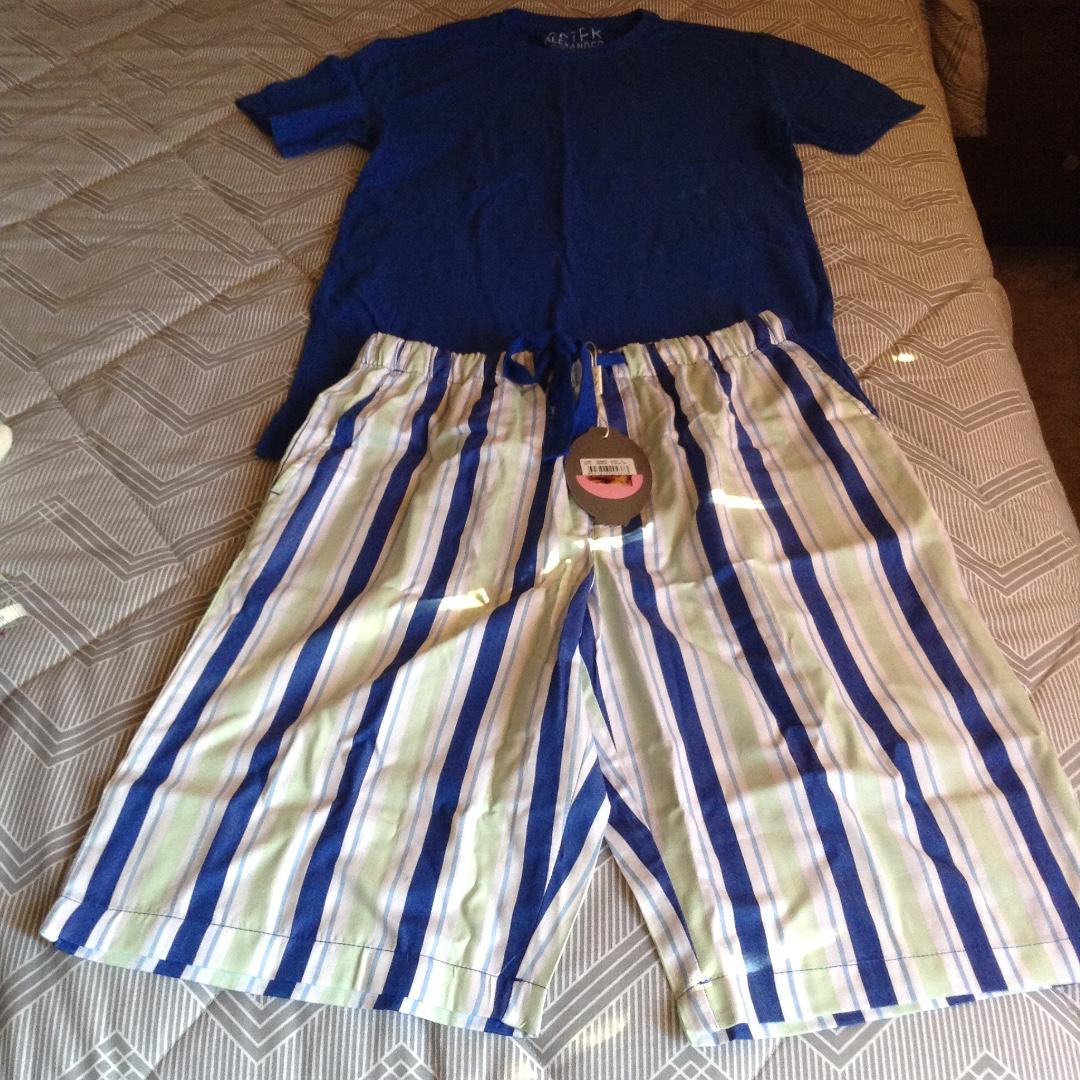 BNWT new in box Peter Alexander men's pyjama set