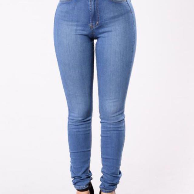 brand new - fashion nova jeans