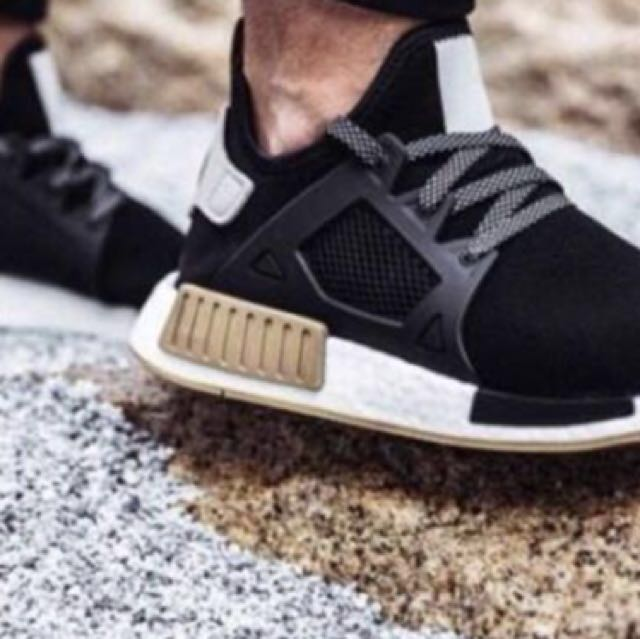 low priced 6817b f72d4 Brand New Authentic Adidas NMD XR1 Limited Edition Trainers ...
