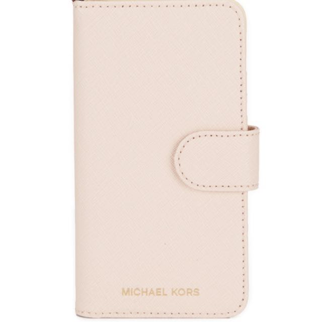 Brand new MK iPhone case /wallet