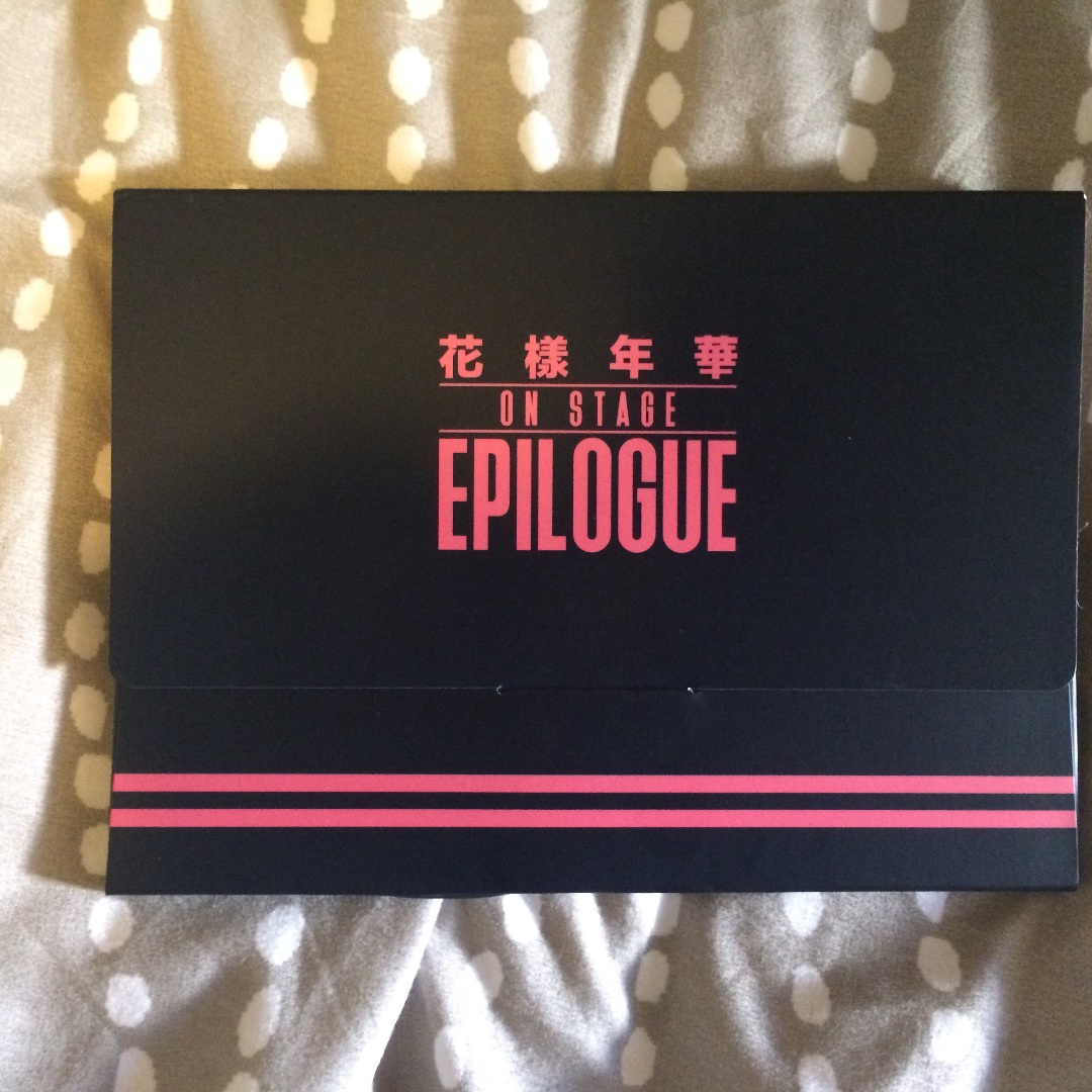 BTS Epilogue Photo Set