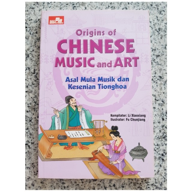 Buku Origins of Chinese Music and Art
