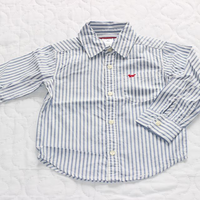 Carters Long Sleeves (New)