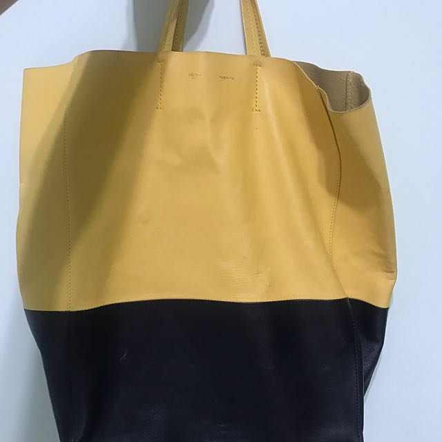 Celine shopping bag