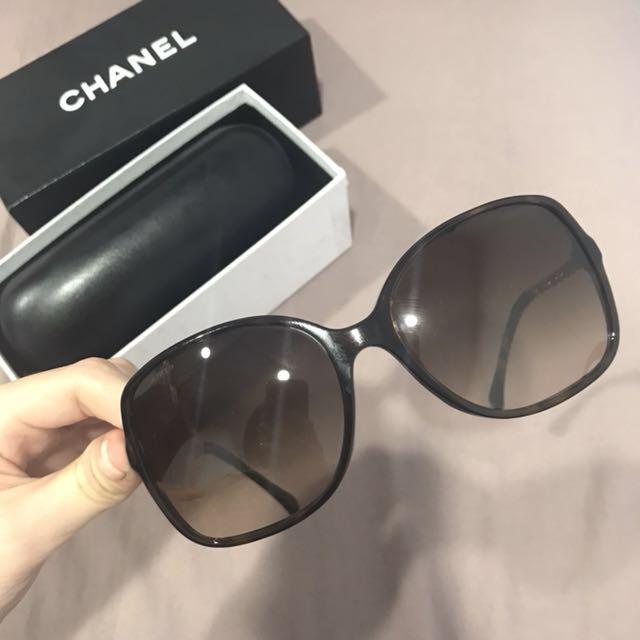 CHANEL 漸層太陽眼鏡