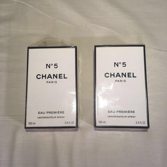 Chanel N'5 香水