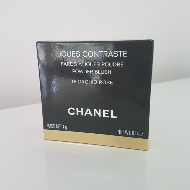CHANEL Powder Blush (15 Orchid Rose) *Brand New*