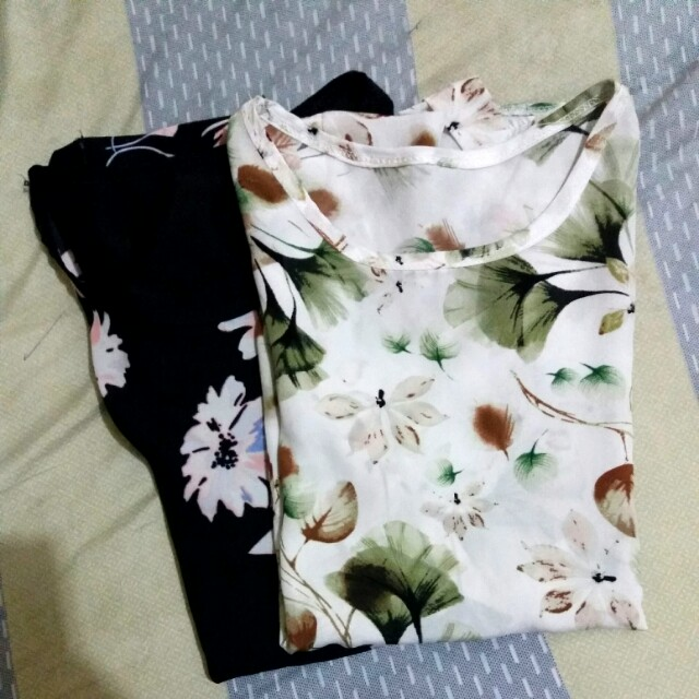 Chiffon Tops for only 180!