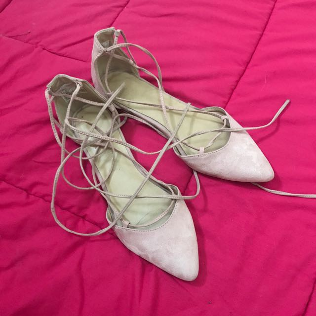 Christian siriano flat ballet shoes REPRICE!