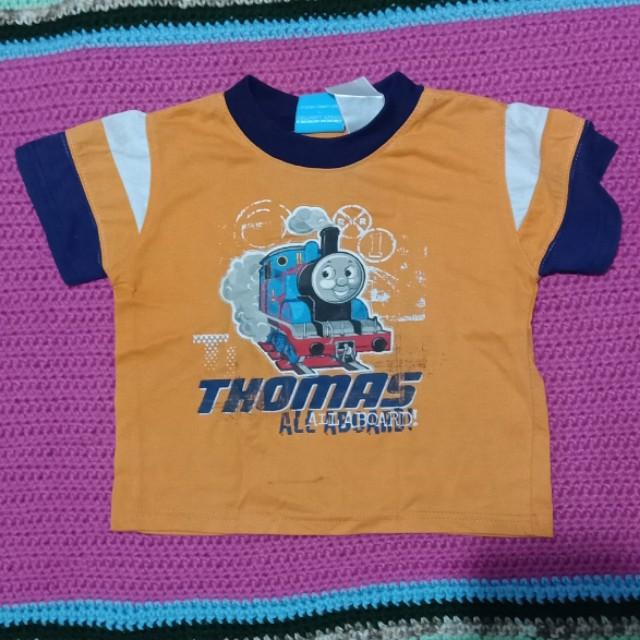 Christmas sale! Thomas and friend tshirt orange