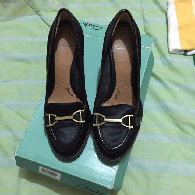 Clarks Alfresco Cafe Shoes (High Heels)