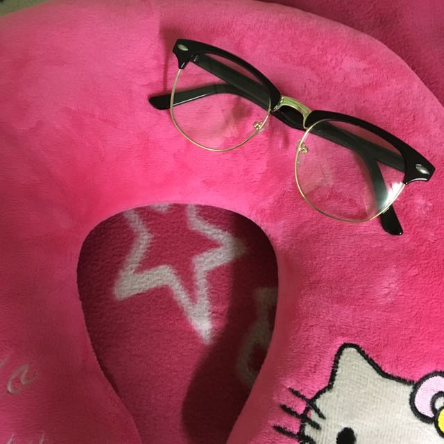 Clear Eyeglass (Replaceable Lens)