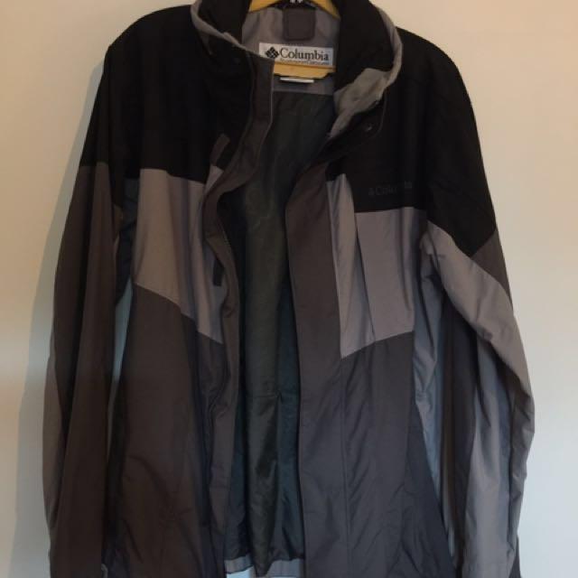 Columbia Weather Proof Jacket