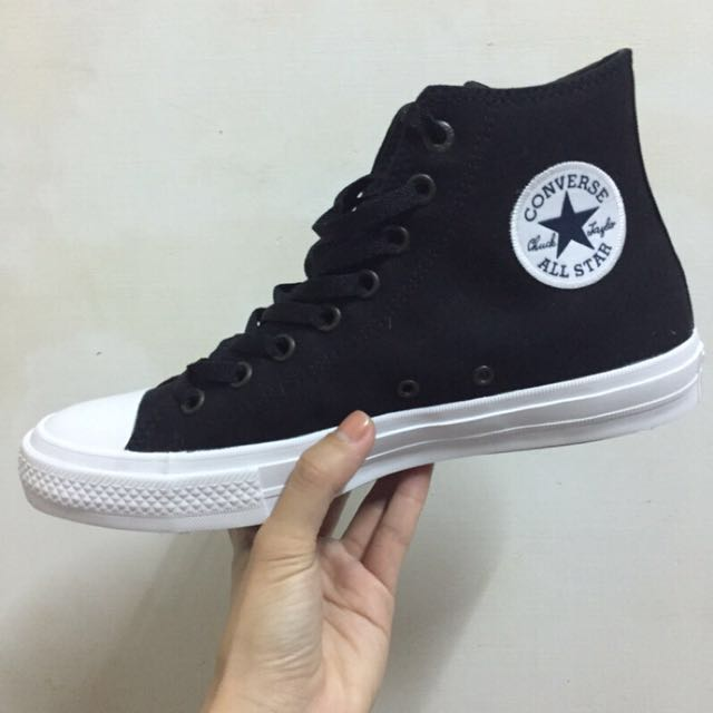 Converse Chuck Taylor All Star II 全新 US8.5 27CM