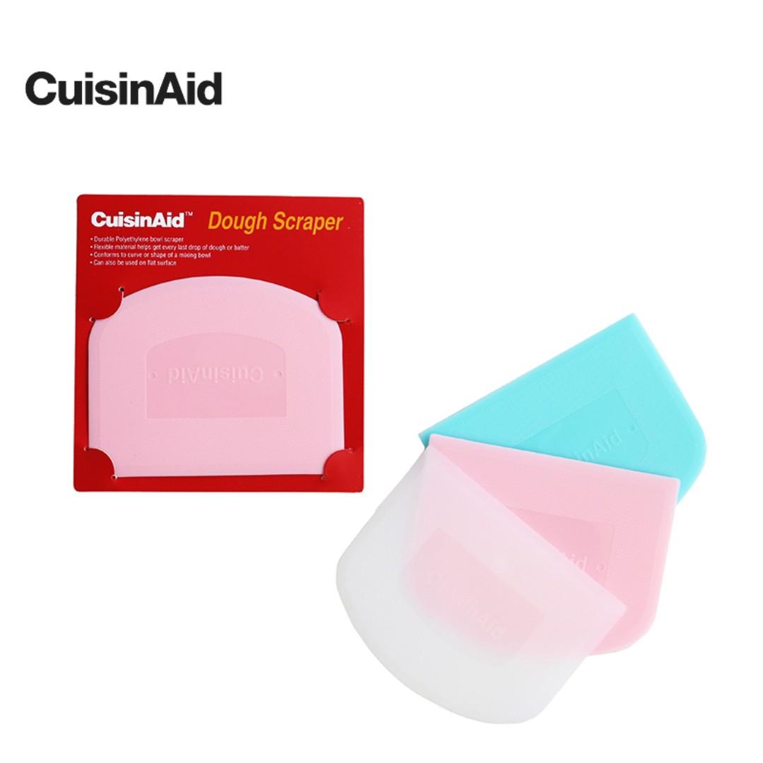 CuisinAid 軟質PE刮板/麵團切/蛋糕抹平/塑膠刮刀/奶油刮/塑料刮板