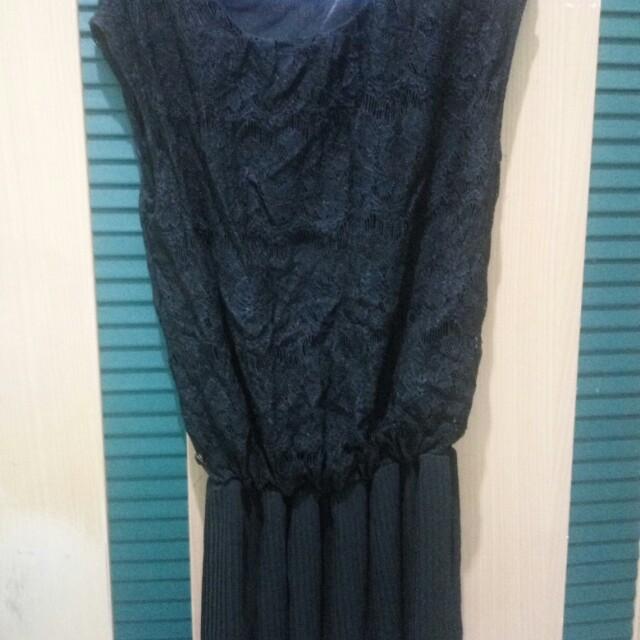 Dress Casual brokat