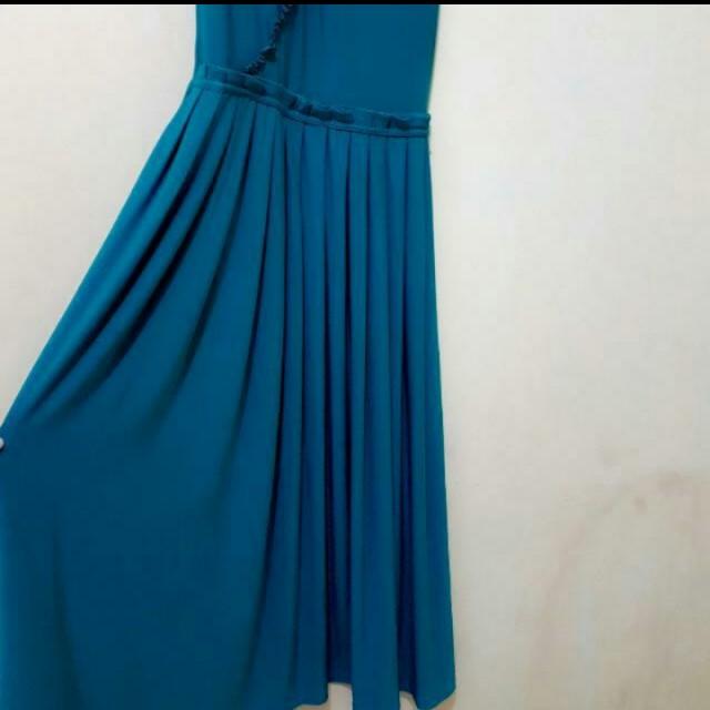 Dress pajang