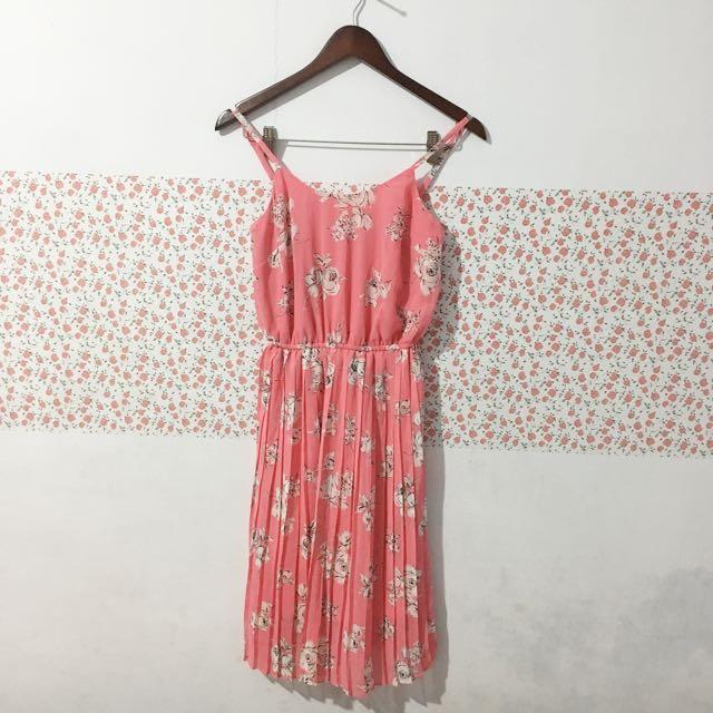 Dress pink Elle