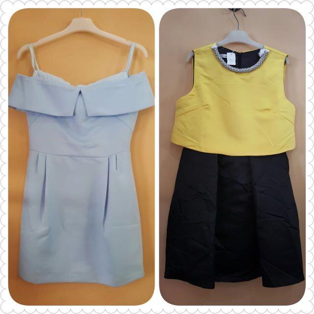 Dress trendy hits