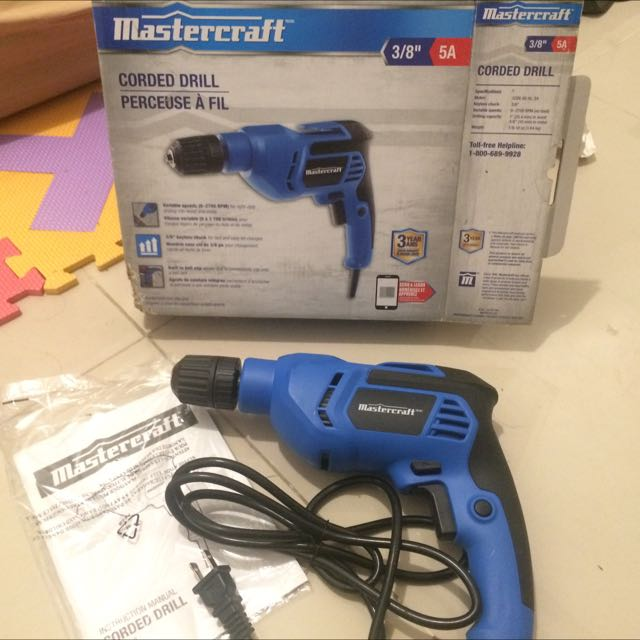 Electronic Drill