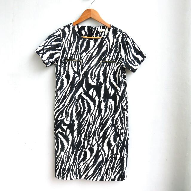 Et Cetera Abstract Dress