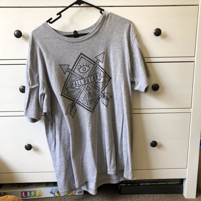 Fall Out Boy Band Tee