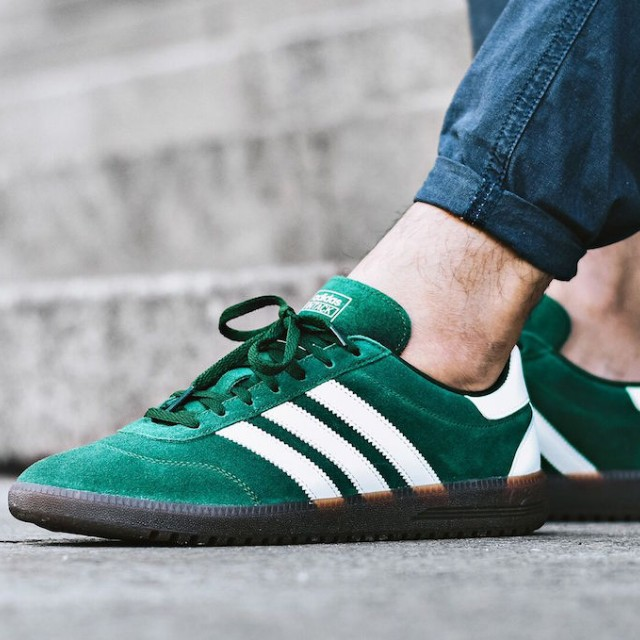 on sale 0002c 8c571 Adidas Spezial Intack Dark Green   Off White, Men s Fashion, Footwear on  Carousell