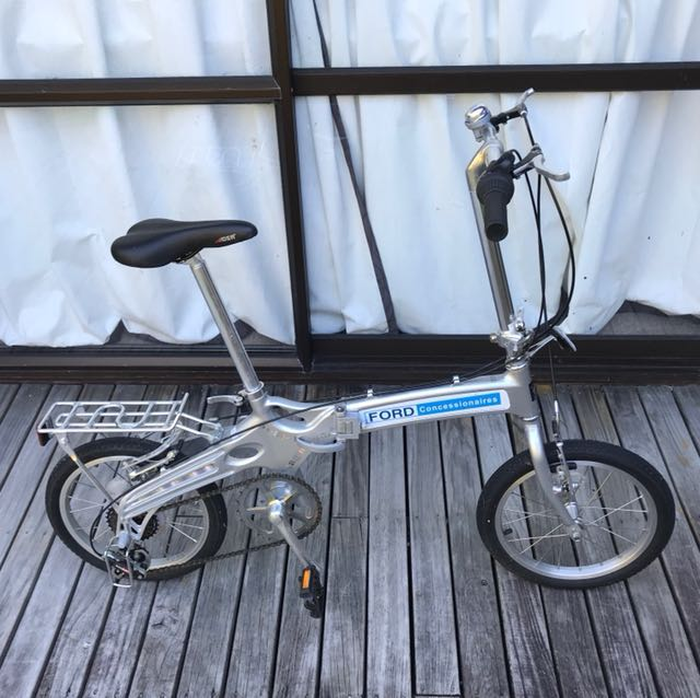 Foldable bicycle *negotiable