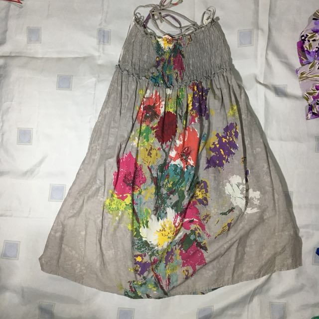 Folded and Hung Art Dress