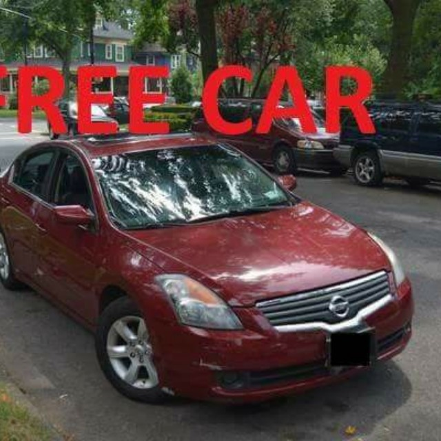 Free cars limited time!