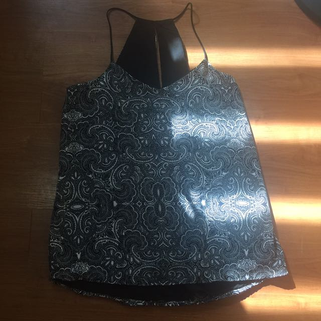 Free Sized Top