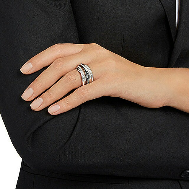 b36297cf9 Freepos Swarovski Hero Ring Size 58, Luxury, Accessories on Carousell
