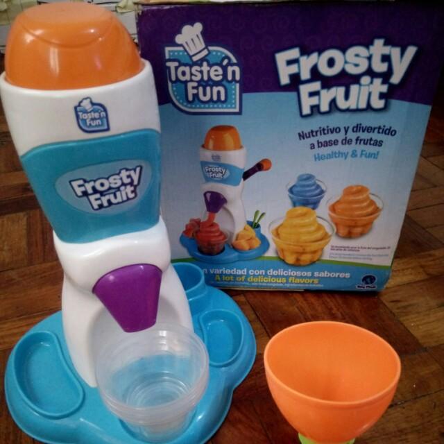 Fruit frosty toy